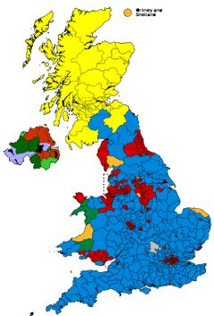 election map 2015