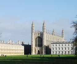 Collège de Kings, Cambridge